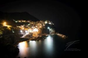 Manarola by Nyght