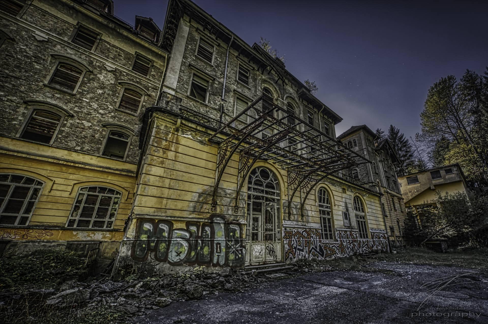 Sanatorio San Gottardo