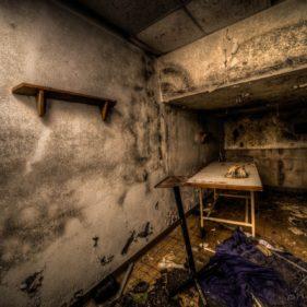 Mortuary Chamber - Clinique du Diable