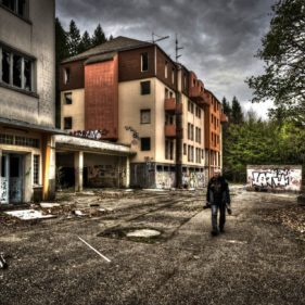 Clinique du Diable - Urbex
