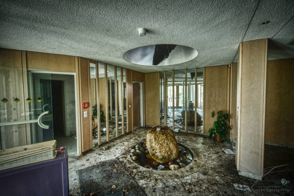 Dinosaur Egg in the Hallway